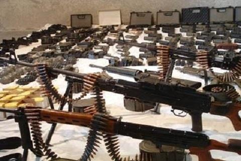 テロの武装