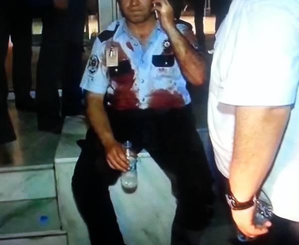 トルコ テロ 画像