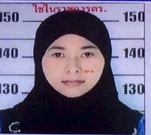 タイ爆破3人逮捕犯人